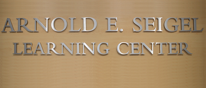 The Arnold Seigel Learning Center